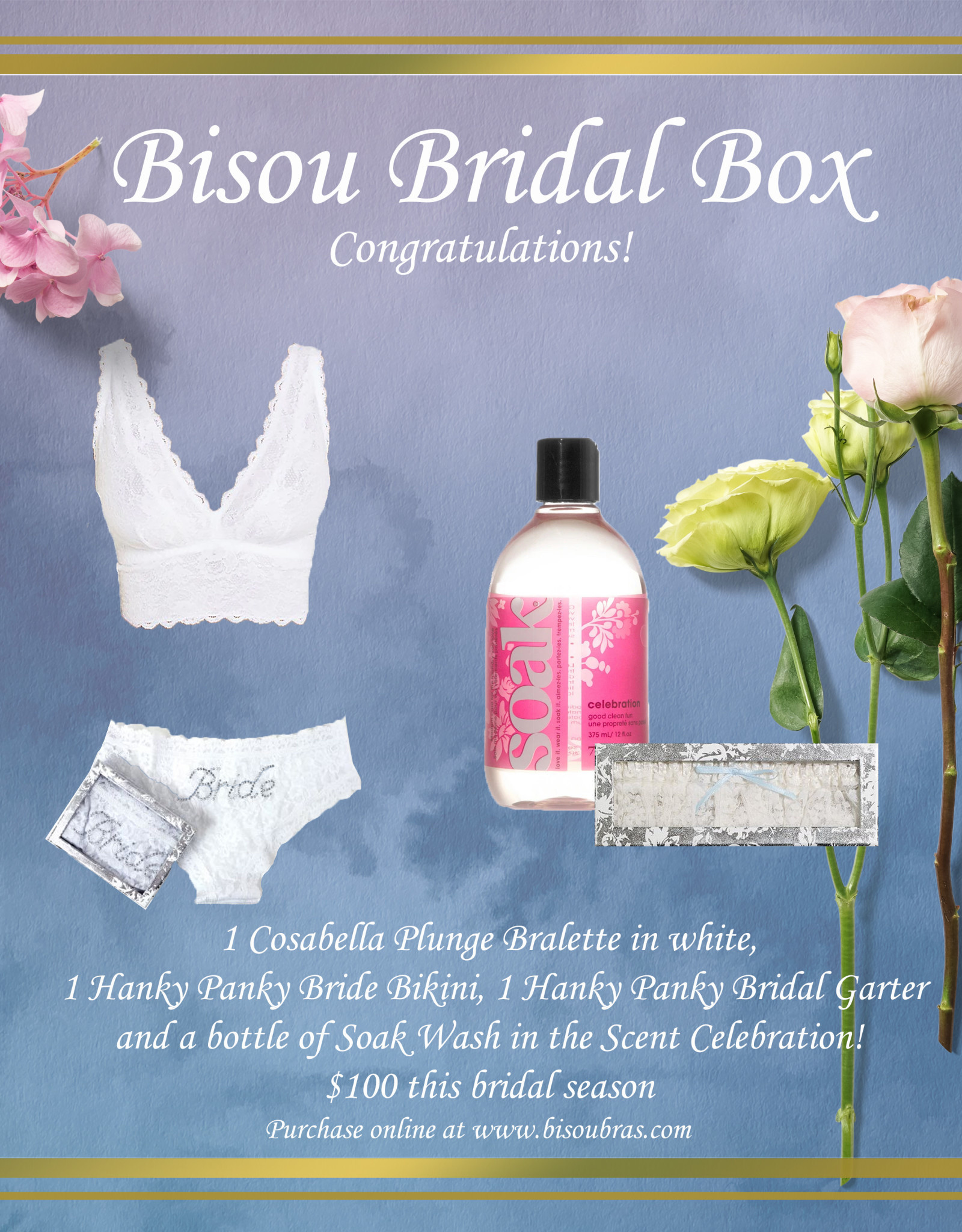 Bisou Bridal Box