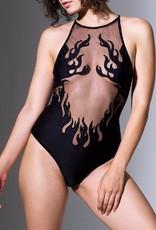 Thistle & Spire Thistle & Spire Smokin Mirrors Bodysuit