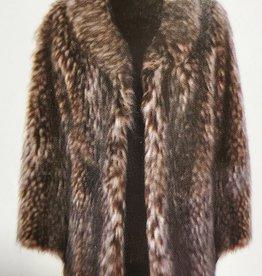 Coat/ShawlCollarFauxFur/LimitedEdition