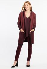 Nic+Zoe Lodge Hooded Cardigan/Coat