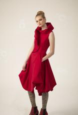 Samuel Dong Dress/BubbleWiredNkSDLogo Red M