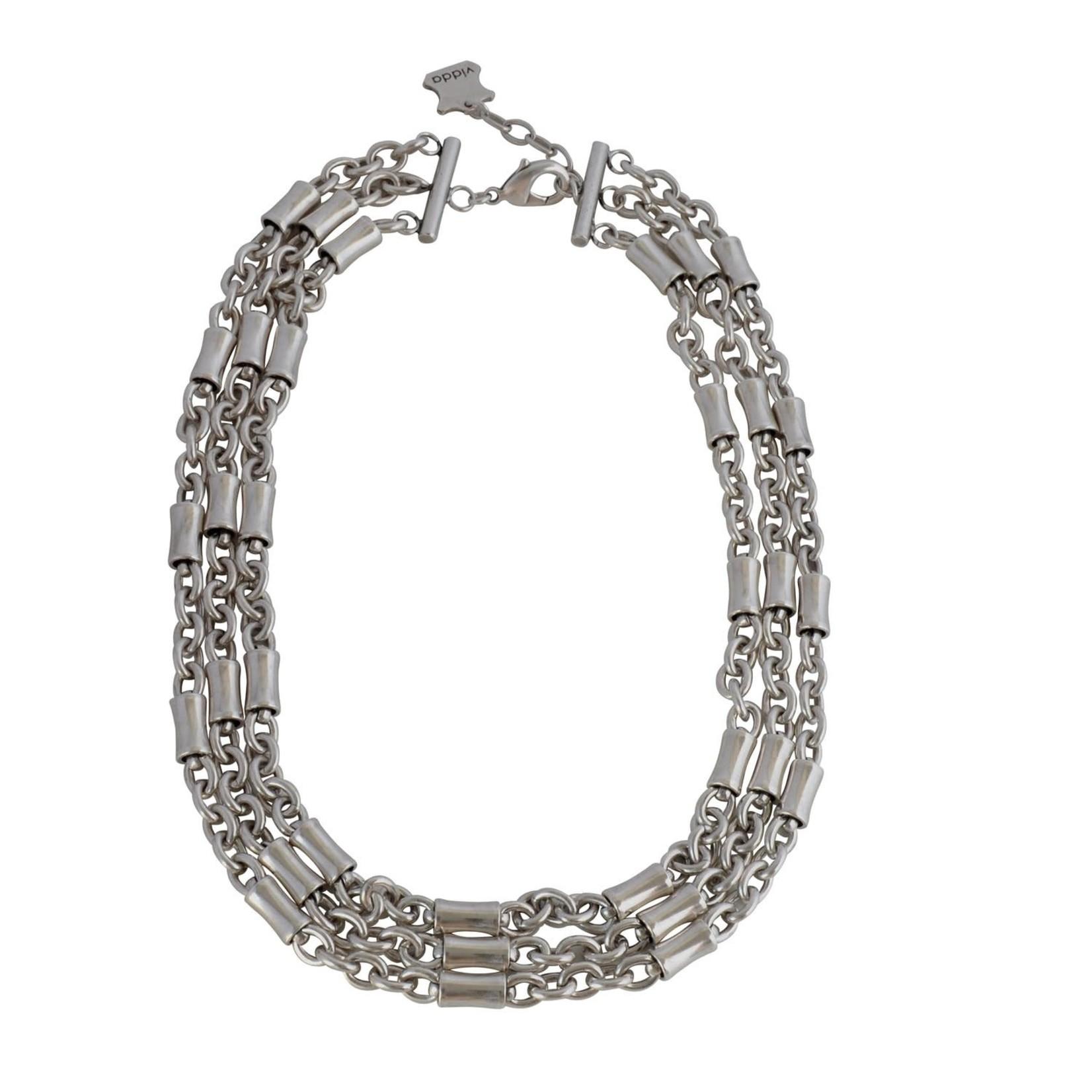 Necklace/Catwalk/3 Strand Short