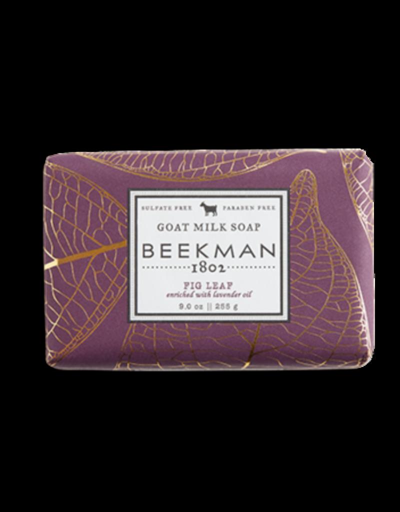 Fig Leaf 9 oz Bar Goats Milk Soap