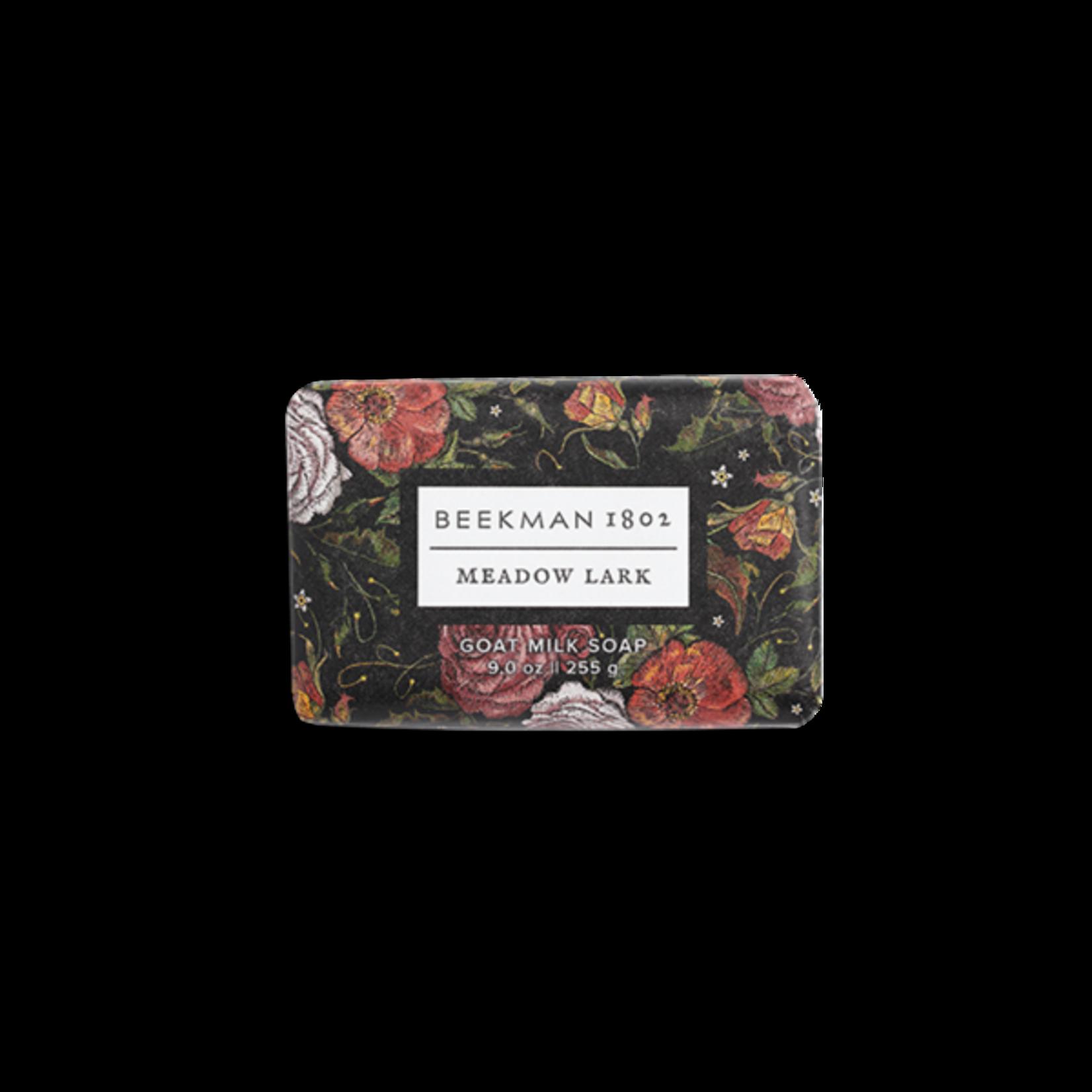 Meadow Lark 9 oz Goats Milk Bar Soap