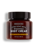 Honey & Orange Blossom 8 oz Goats Milk Body Cream