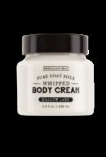 Meadow Lark 8 oz Goats Milk Body Cream