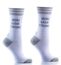 Mom Game Strong Women's Socks
