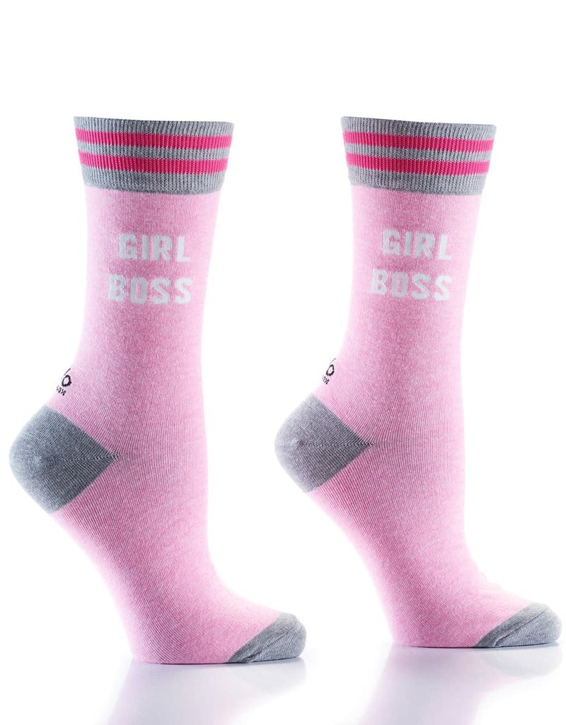 Girl Boss Women's Crew Socks
