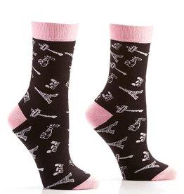 Socks/Paris/Women's