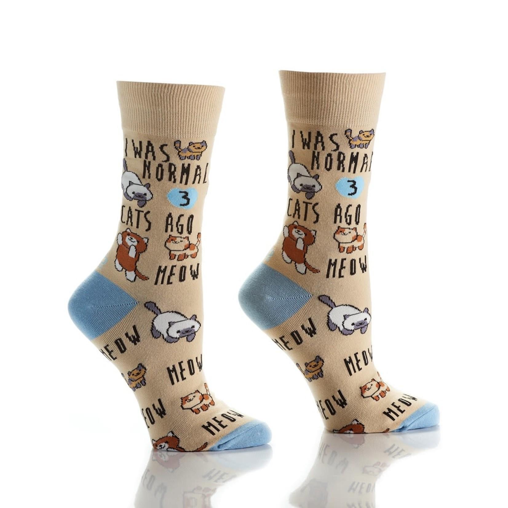Meow Cats Women's Crew Socks