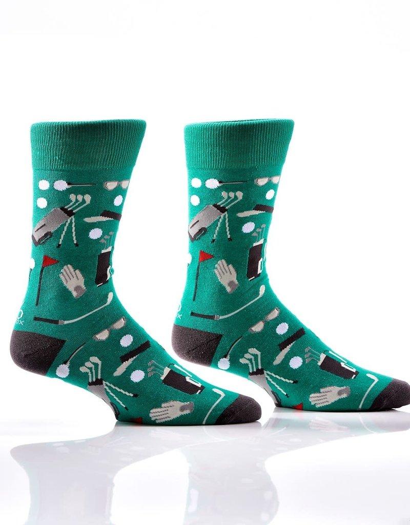 Golf Mens Crew Socks