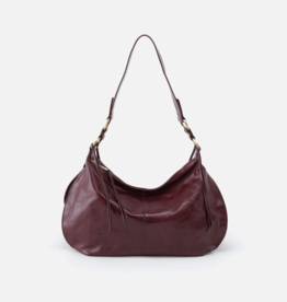 HOBO Handbag/Lennox Deep Plum Leather