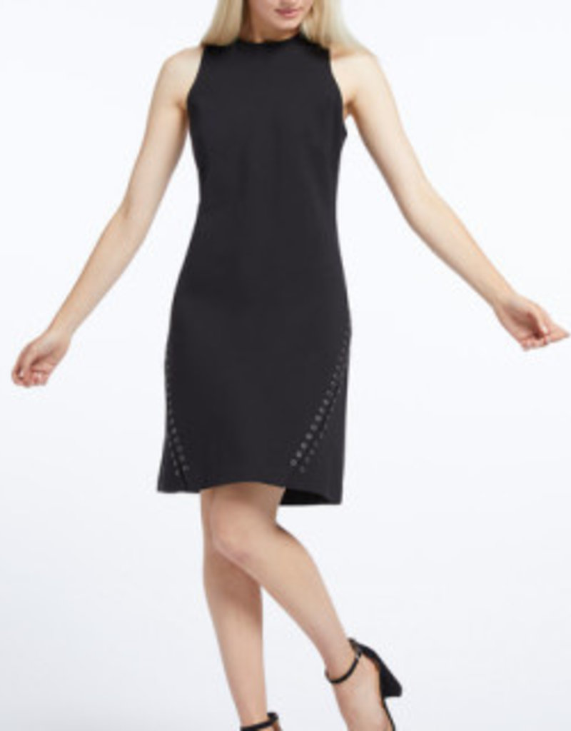 Nic+Zoe Links Black Dress