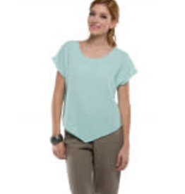 Oh My Gauze Top/Grace/ShortSleeve/VHemline