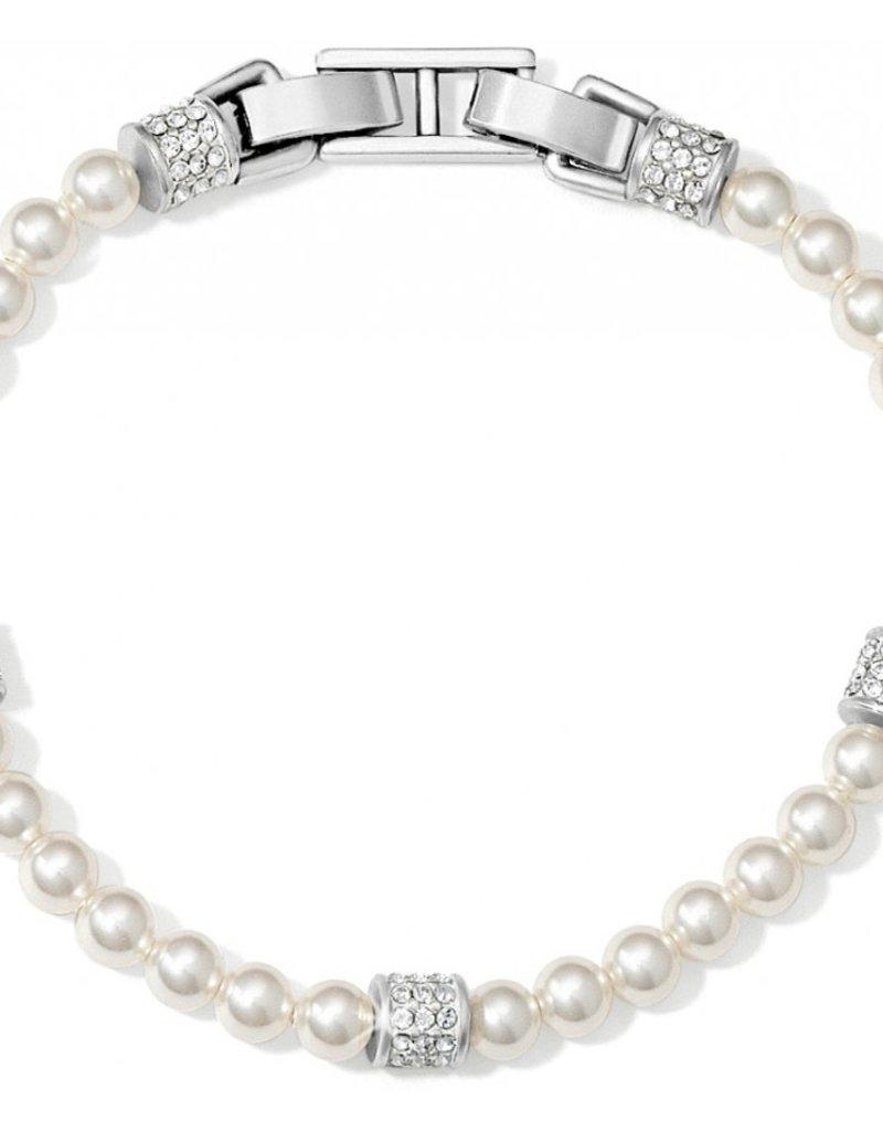 Brighton Meridian Petite Pearl Bracelet
