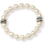 Brighton Neptune's Rings Pearl Stretch Bracelet