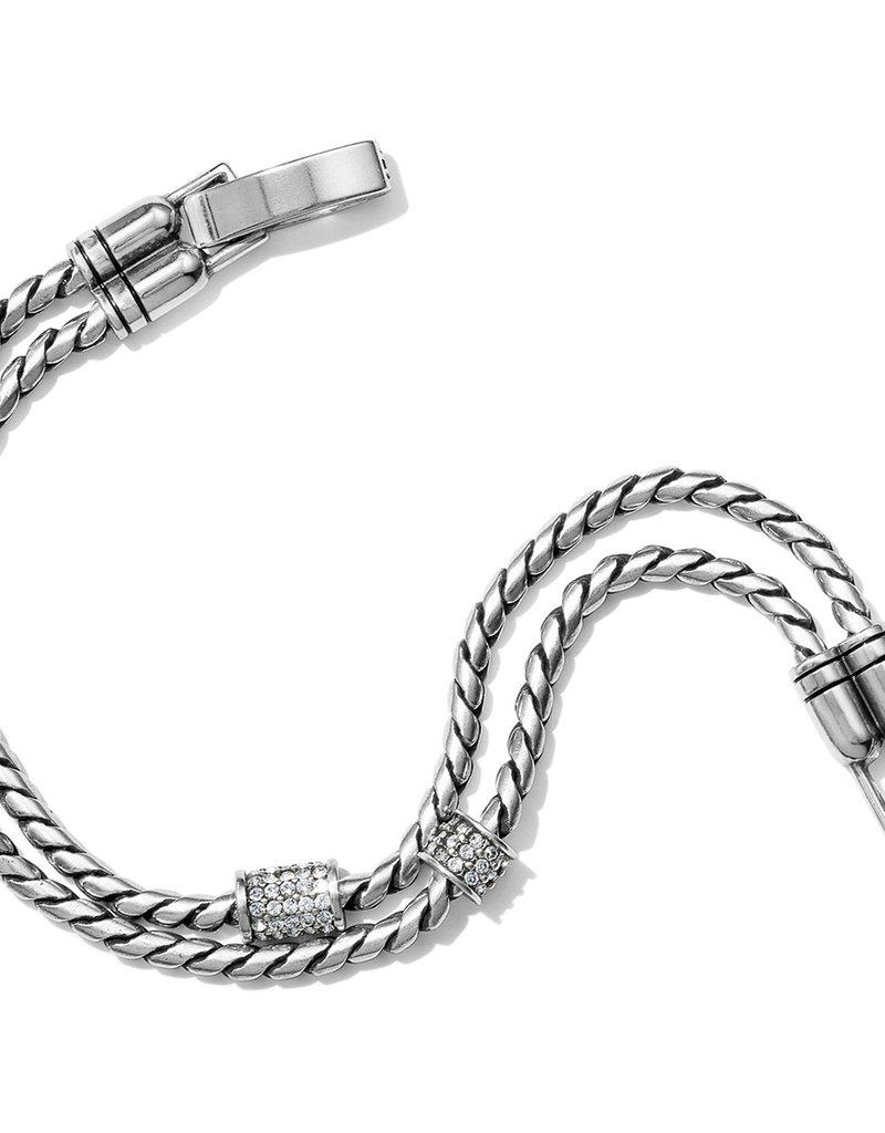 Brighton Meridian Equinox Double Bracelet