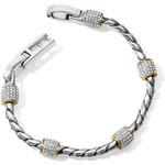 Brighton Meridian Bracelet 2 Tone