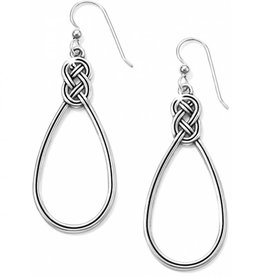 Brighton Interlock French Wire Earrings