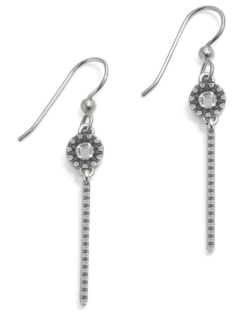 Brighton Illumina Slim French Wire Earrings