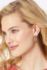 Brighton Pebble Small Hoop Earrings