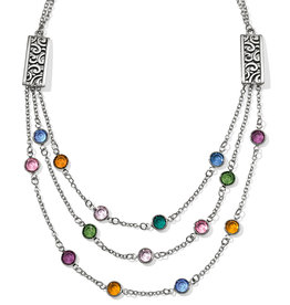 Brighton Elora Gems Multi Layer Necklace
