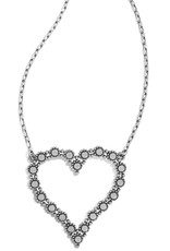 Brighton Twinkle Splendor Heart Necklace