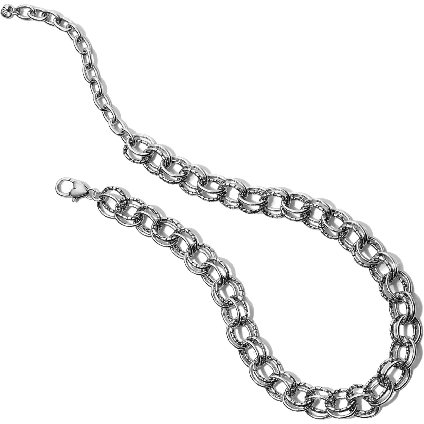 Brighton Pebble Link Necklace