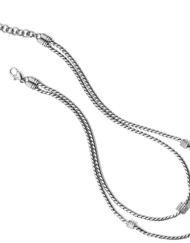 Brighton Meridian Equinox Double Necklace