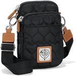 Brighton Kora Mini Utility Bag Black