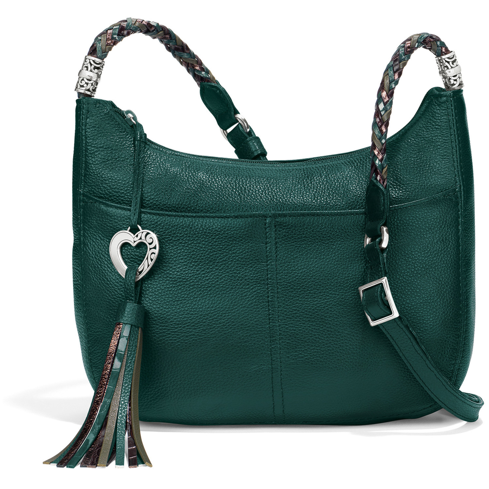 Brighton Baby Barbados Cross Body Hobo Jewel