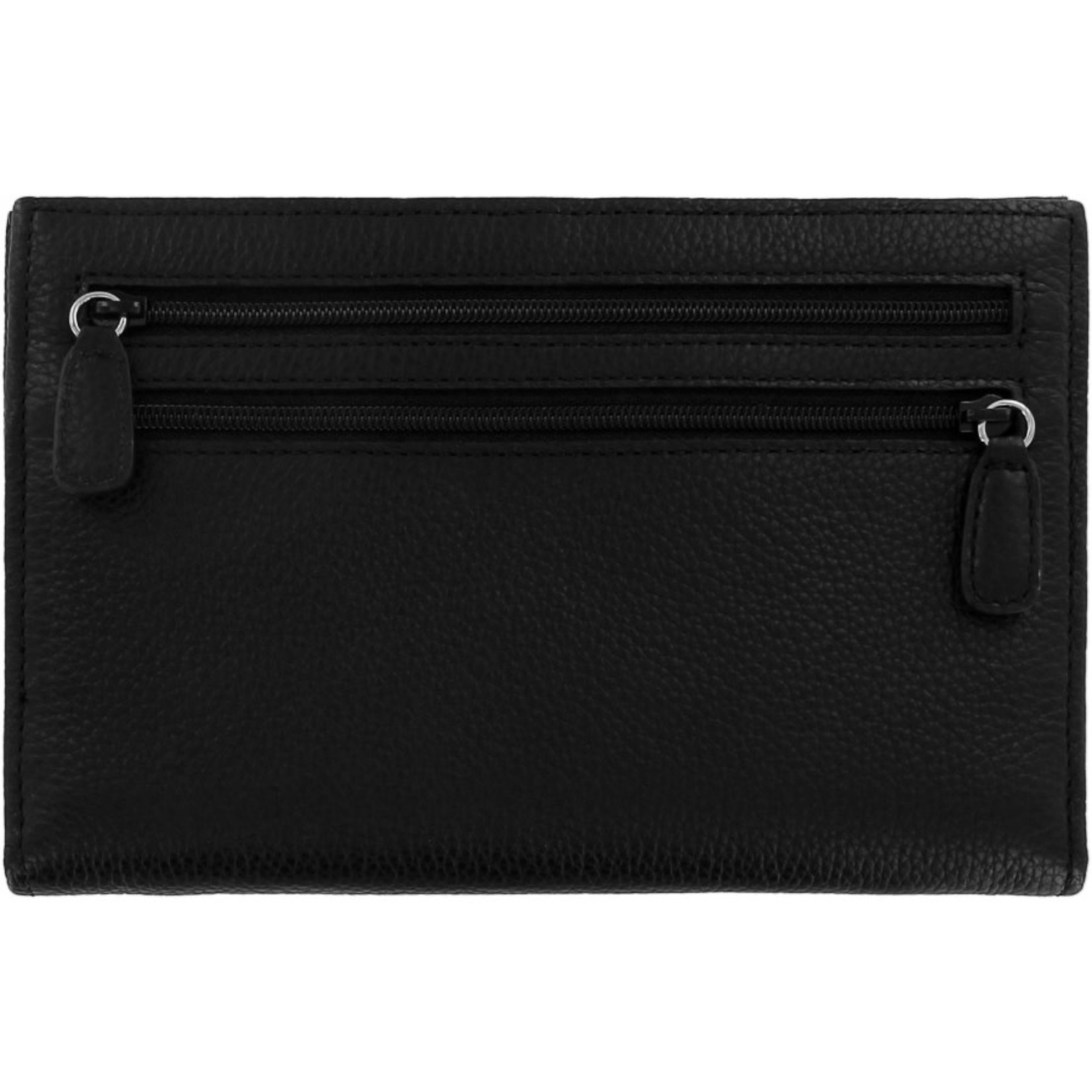 Brighton Ferrara Folio Wallet Black