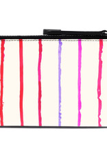 Brighton Fashionista Hot Lips Double Zip Wallet
