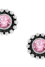 Brighton Twinkle Mini Post Earrings Rose
