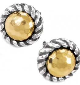 Brighton Gold Magic Mini Post Earrings