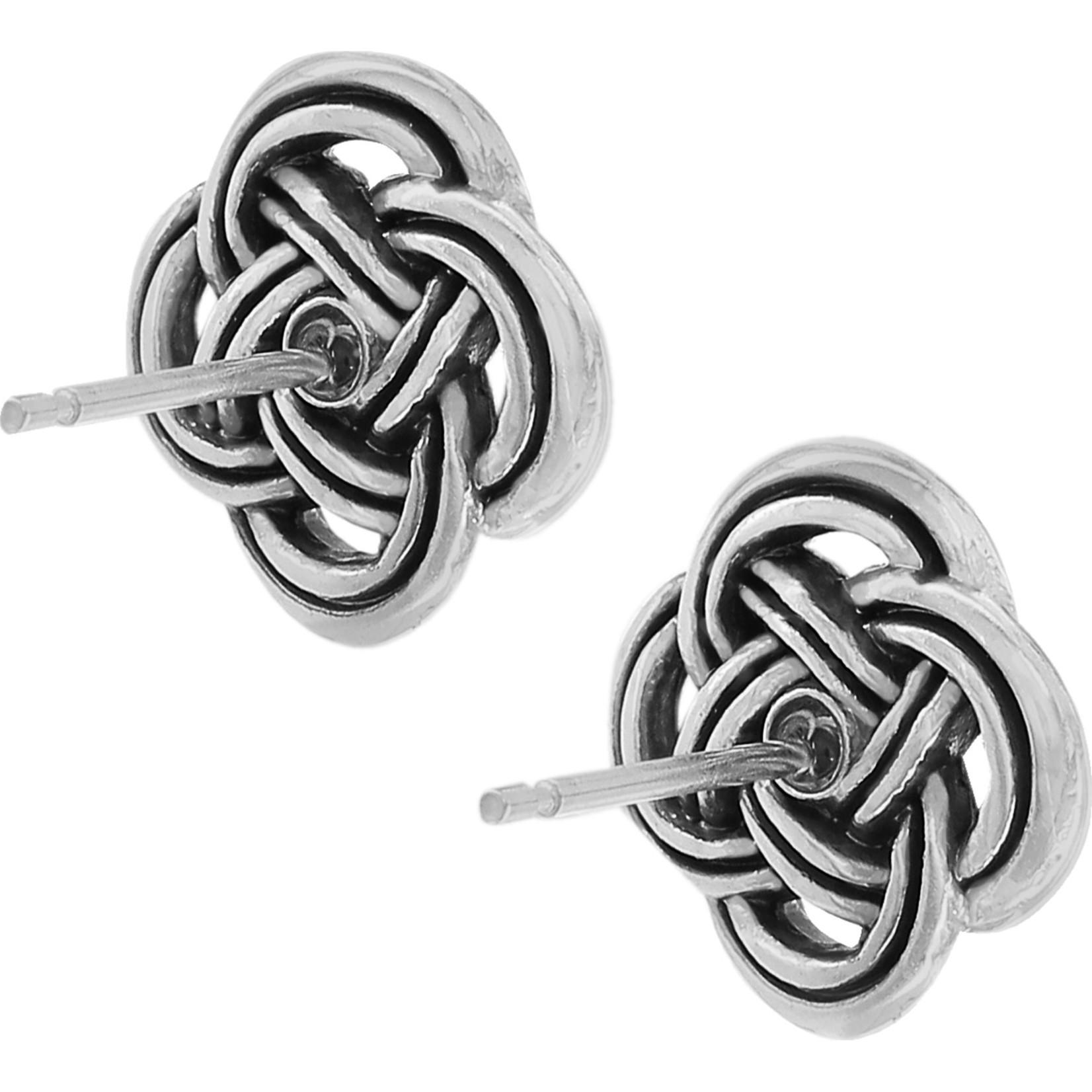Brighton Interlok Post Earrings
