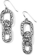 Brighton Contempo Linx French Wire Earrings