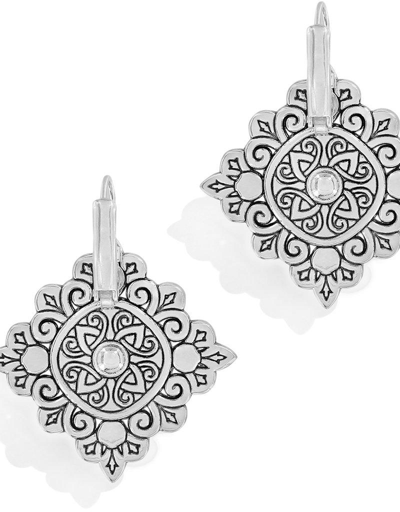 Brighton Mumtaz Bloom Leverback Earrings