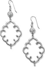 Brighton Journey To India Lotus French Wire Earrings