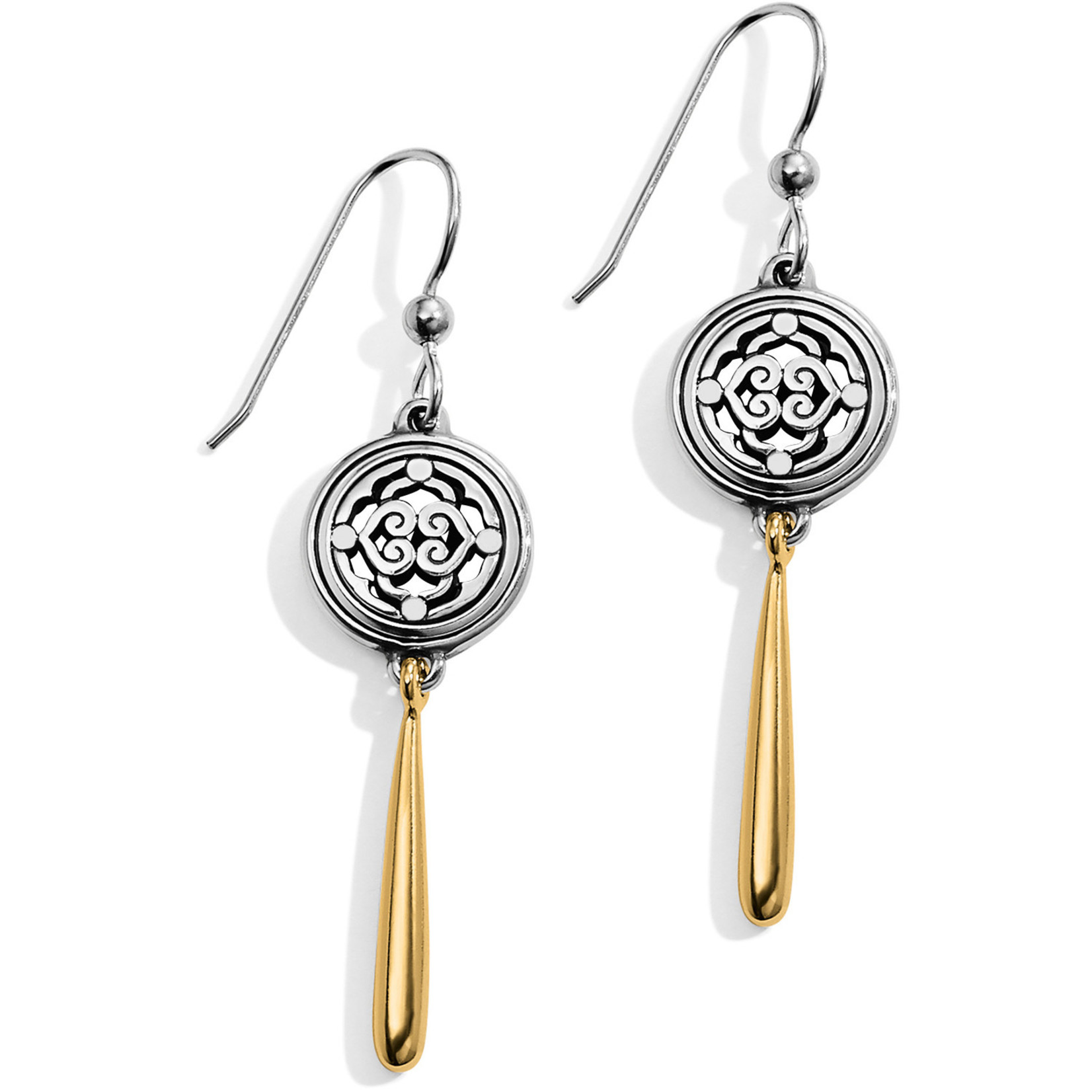 Brighton Intrigue Teardrop French Wire Earrings