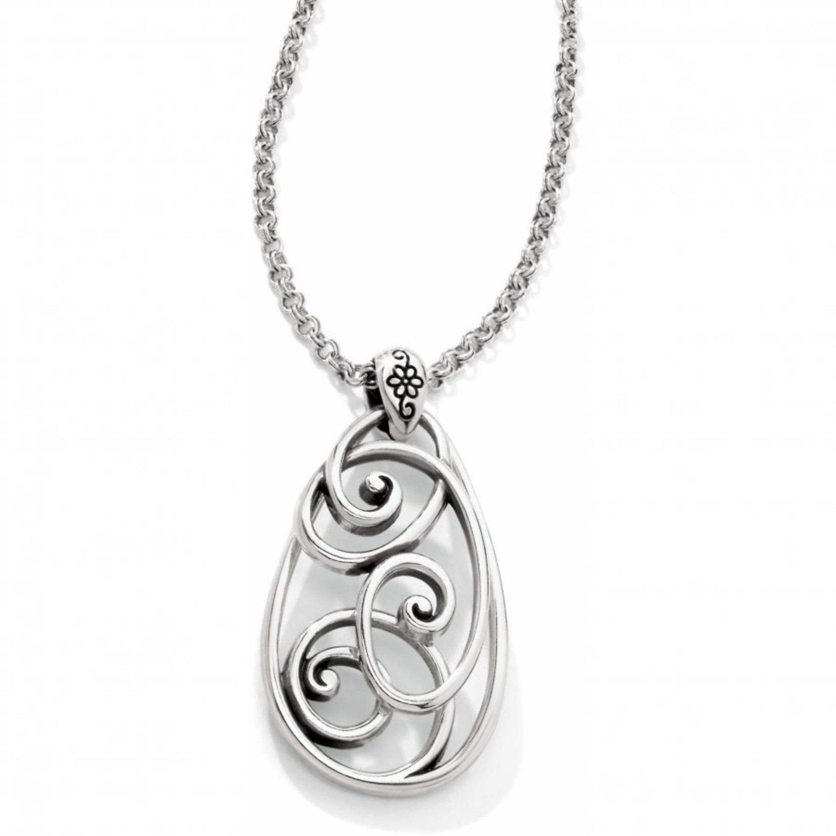 Brighton Rock N Scroll Necklace