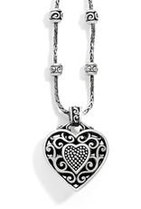 Brighton Reno Heart Necklace