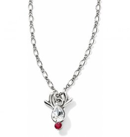 Brighton Reindeer Rock Necklace
