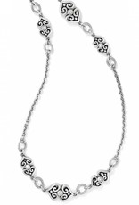Brighton Alcazar Heart Long Necklace