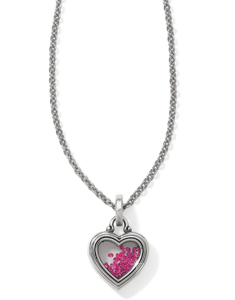 Brighton Pure Love Mini Heart Necklace