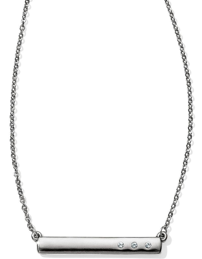 Brighton London Groove Mini Bar Reversible Necklace