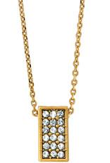 Brighton Meridian Zenith Necklace Gold