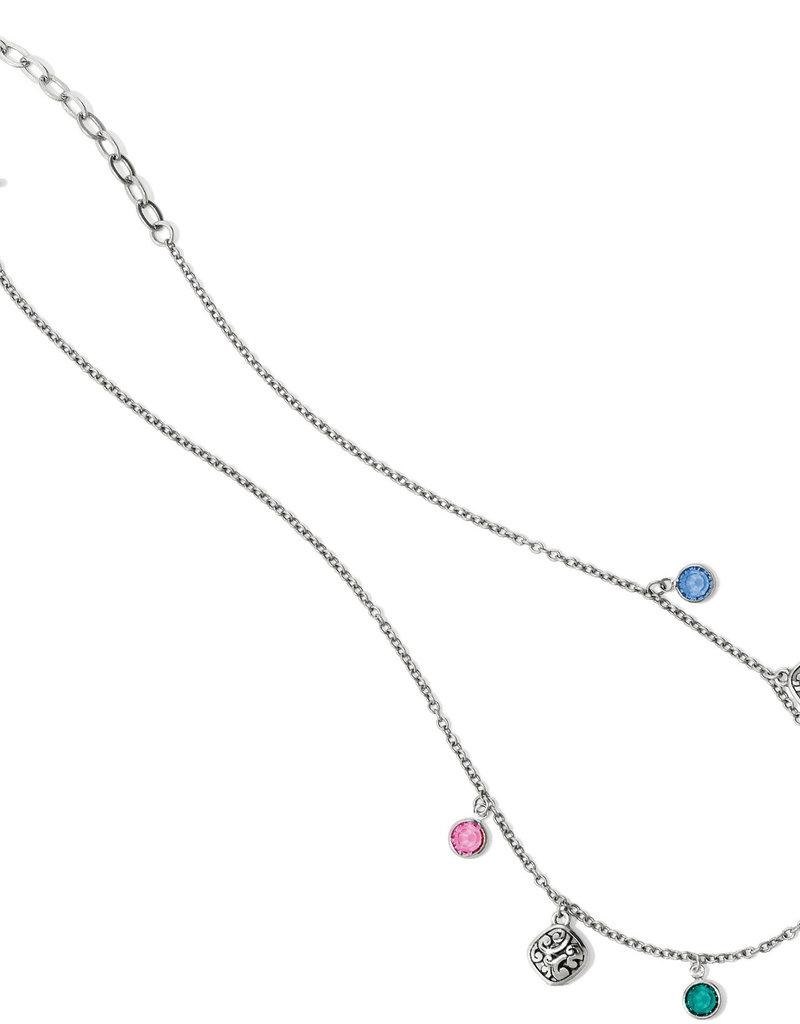 Brighton Elora Gems Short Necklace