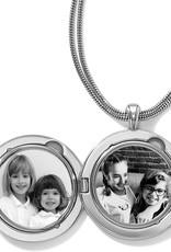 Brighton Toledo Alto Noir Convertible Locket Necklace