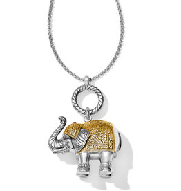 Brighton Raj Elephant Necklace